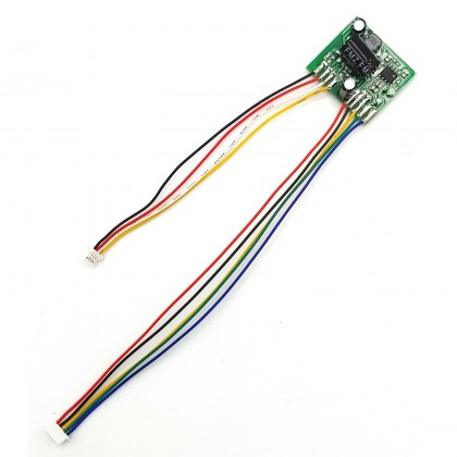 SX6 Soundmodul 16 Bit für DRIVE-Lokdekoder ML-Train 80609010