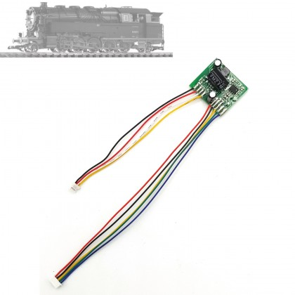 Soundmodul SX6 BR 95 für Piko Dampflok DS3 ML-Train 80609107